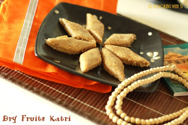 Dry Fruit Katri
