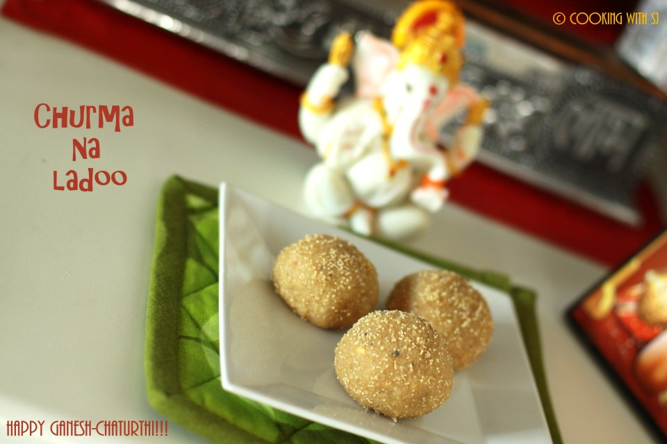 churma na laddoo