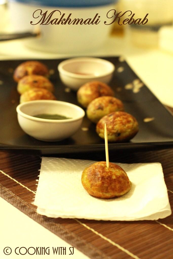 Makhmali Kabab