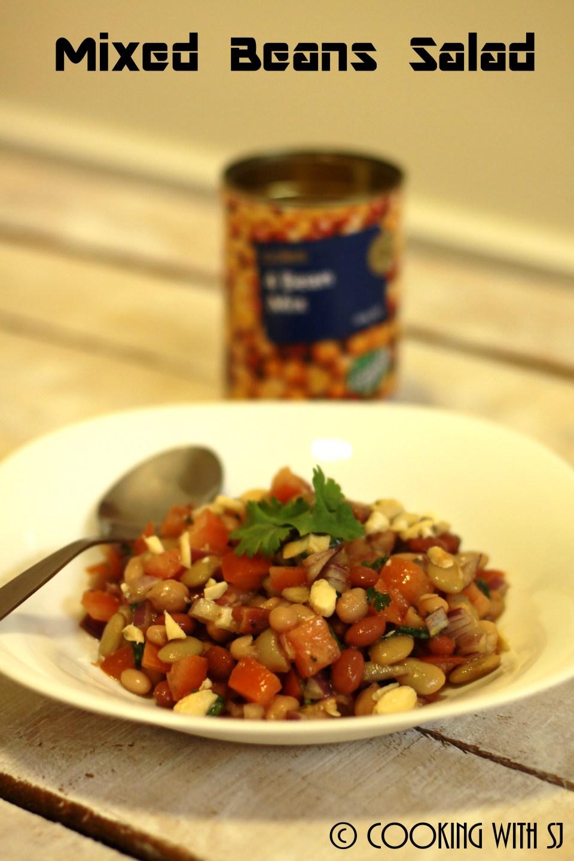 Mix Beans Salad