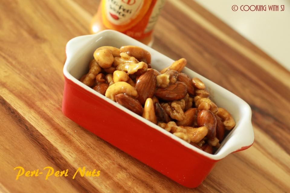 Peri peri Nuts