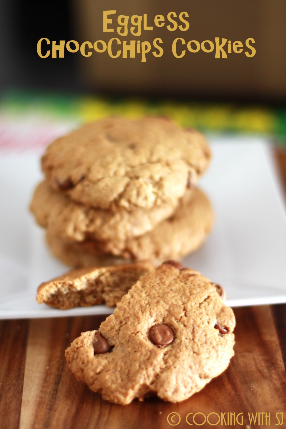 choco-chips cookies