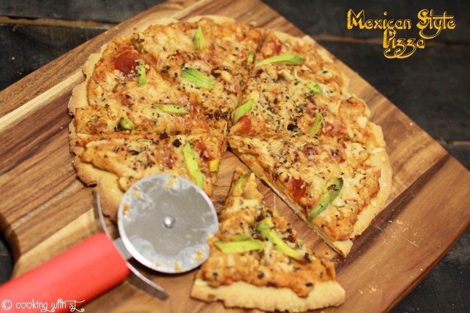 mex pizza