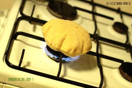 Phulka Roti-1