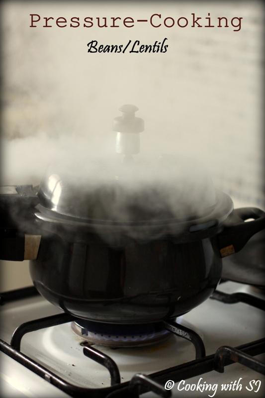 pressure-cooking