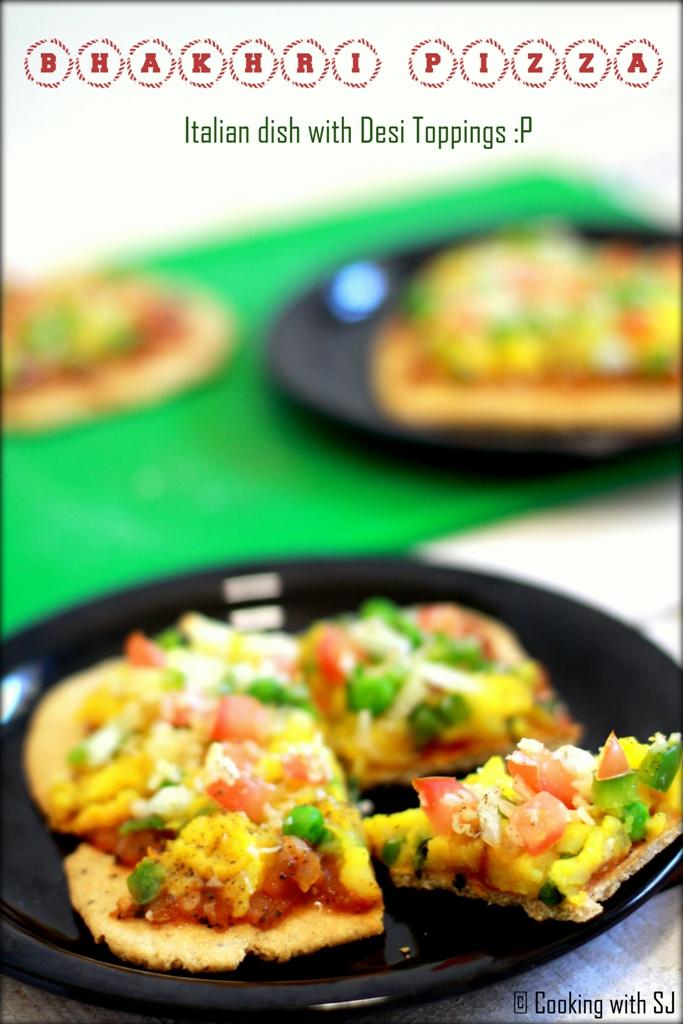bhakhri pizza