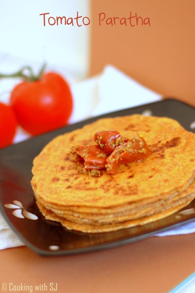 tomato paratha1