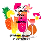 only summer food & drinks