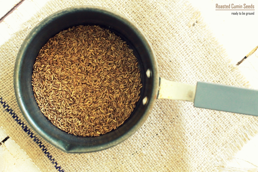 Roasted Cumin Powder   Cooking with SJ