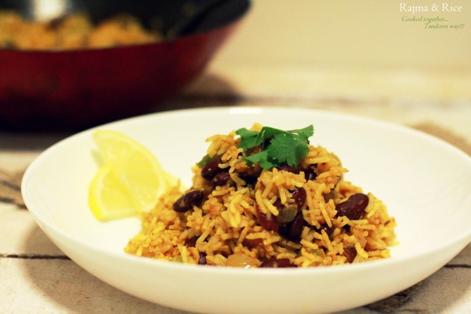 tandoori rajma rice2